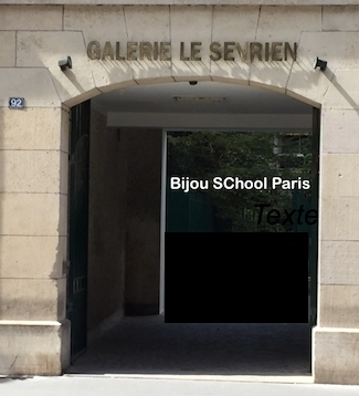 BijouSChool Paris Formation Bijouterie