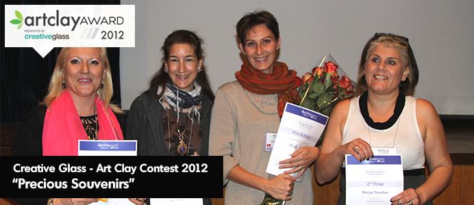 Gagnants Concours Art Clay 2012 / Creative Glass / Bérengère Silver