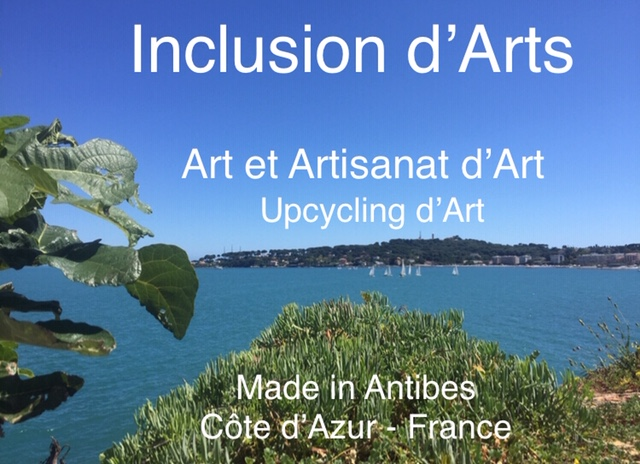 INCLUSION D`ARTS - BERENGERE SILVER - ANTIBES